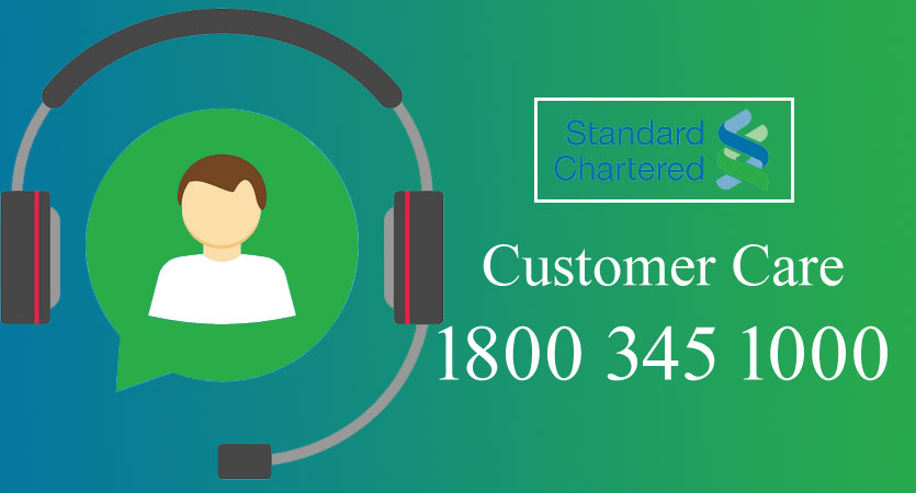 Standard Chartered Customer Care Number
